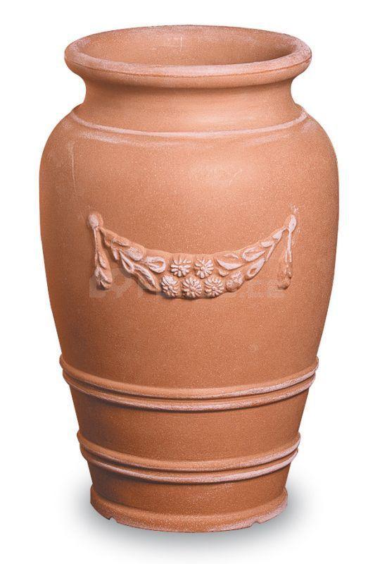 Plastová květinová váza ATHEN