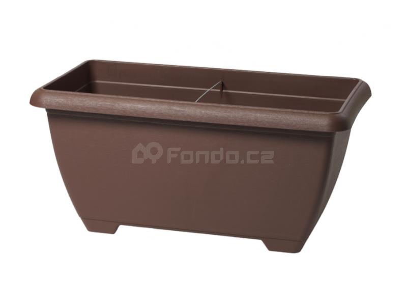 Plastový truhlík e-Terrae Maxi Trough Plastecnic 100