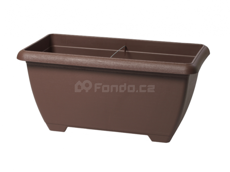Plastový truhlík e-Terrae Maxi Trough Plastecnic 80