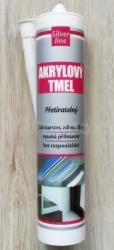 Akrylový tmel přetíratelný 310 ml Den Braven Silver Line