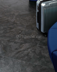Amtico First Stone Wave Slate Black SF3S2602