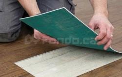 Luxusní lepené vinylové podlahy ECO55 - způsob montáže