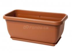 Plastový truhlík Unica Maxi Plastecnic 80