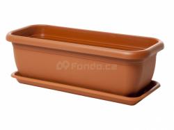 Plastový truhlík Unica Plastecnic 50