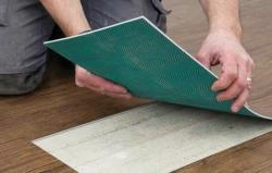 Luxusní lepené vinylové podlahy ECO30 - způsob montáže