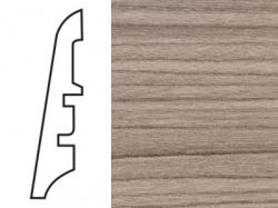 KP60 Dub šedý 4088 soklová lišta (10 ks / bal.)