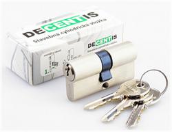 DECENTIS Stavební cylindrická vložka 30/35 mm