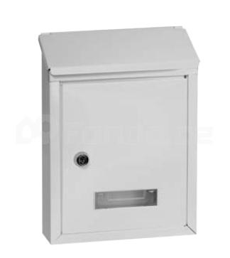 Poštovní schránka mod.507 (bílá)