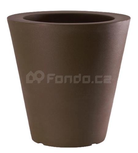 Plastový květináč VASO CONICO 40