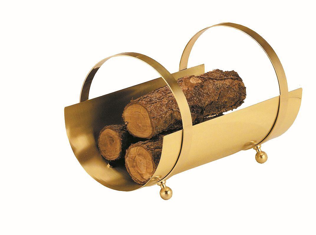 Kovový koš na dřevo mod.030
