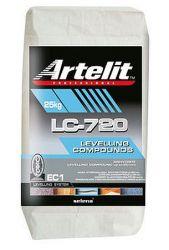 Artelit LC-720 samonivelační vyrovnávací anhydritová hmota