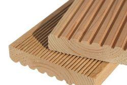 Dřevěné venkovní terasy