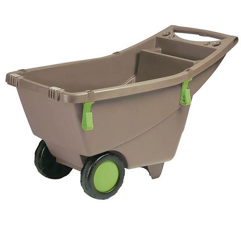 Zahradní vozík - trakař mod.085 barva taupe
