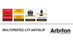Arbiton Multiprotec LVT Antislip