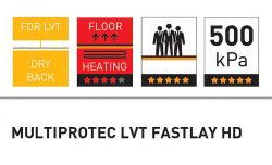 Arbiton Multiprotec LVT Fastlay HD