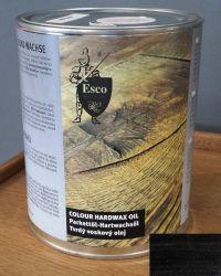 ESCO Tvrdý voskový olej Eben 3012