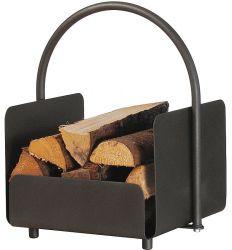 Kovový koš na dřevo mod.271