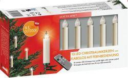 Licht Fix Mini 74050 LED svíčky na vánoční stromeček bezdrátové