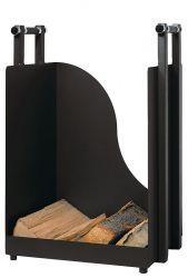 Koš na dřevo kovový mod.434