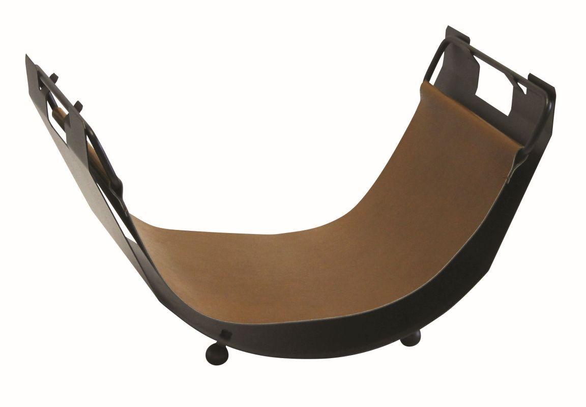 Kovový koš na dřevo mod.249