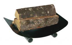 Kovový koš na dřevo mod.437