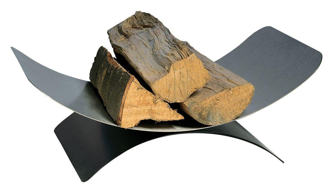Kovový koš na dřevo mod.499