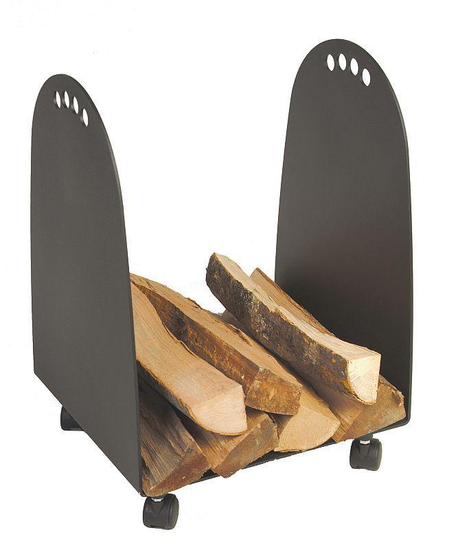 Kovový vozík na dřevo mod.424