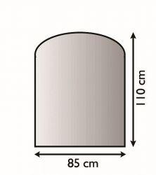 Lienbacher 21.02.281.2 kovová podložka pod kamna