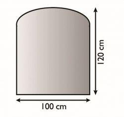 Lienbacher 21.02.282.2 kovová podložka pod kamna