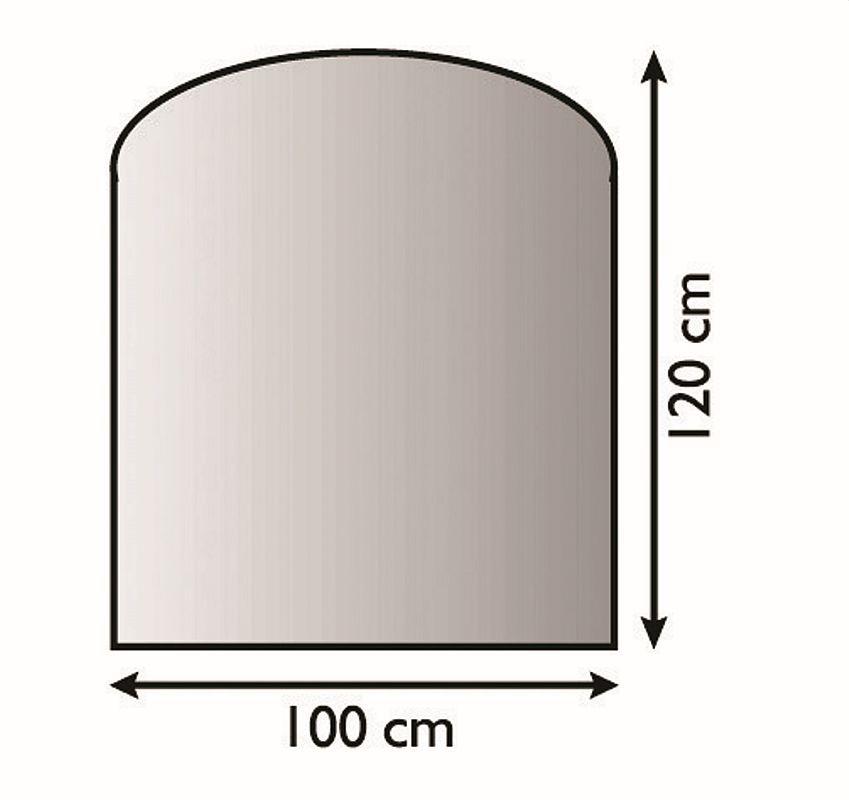Lienbacher 21.02.282.2 plech pod kamna