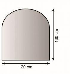 Lienbacher 21.02.286.2 kovová podložka pod kamna