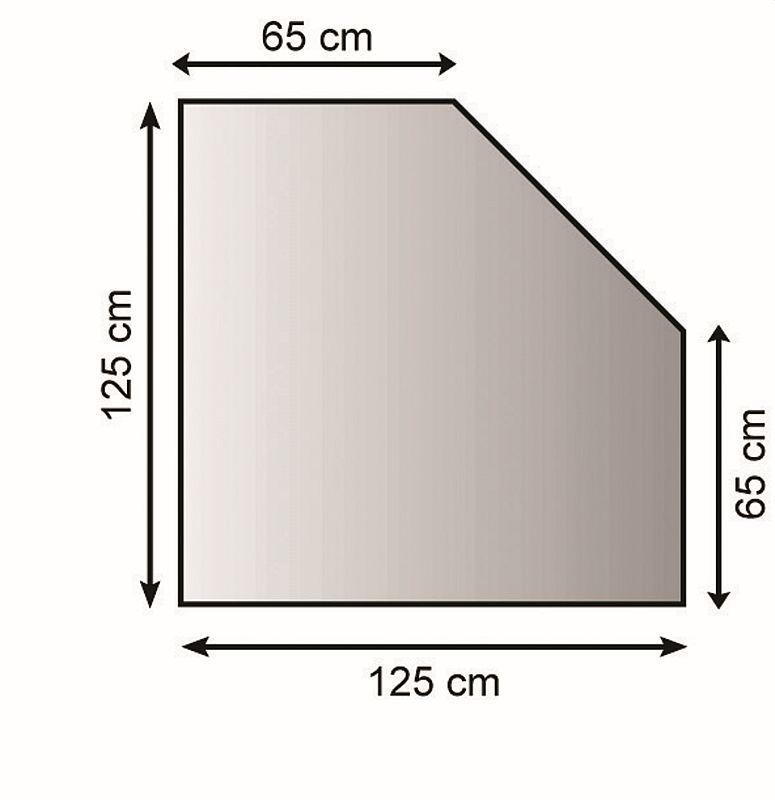 Lienbacher 21.02.287.2 plech pod kamna