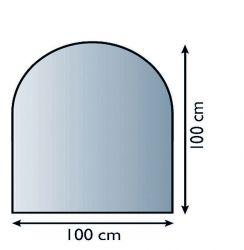Lienbacher 21.02.881.2 podkladové sklo pod kamna