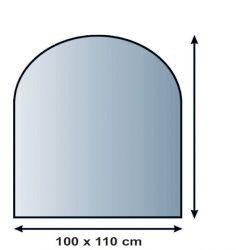 Lienbacher 21.02.885.2 podkladové sklo pod kamna