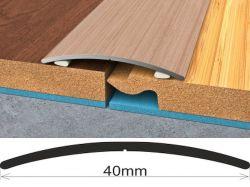 Přechodový profil samolepící 40146 dýha Dub nelakovaný 40 mm / 270 cm
