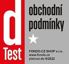 dTest Obchodní podmínky www.fondo.cz