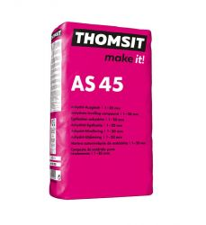 Thomsit AS 45 Kalciumsulfátová samonivelační stěrka