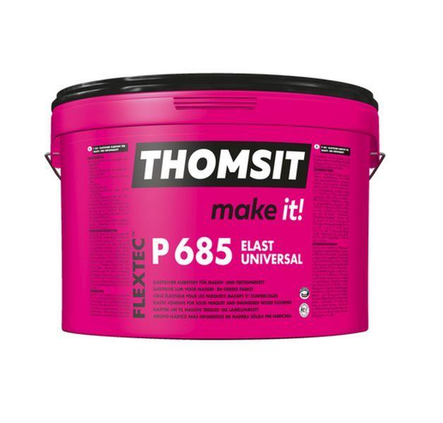 Thomsit P 685 Elastické univerzální lepidlo na parkety